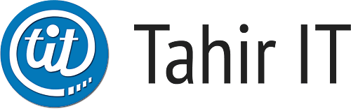 Tahir IT Logo